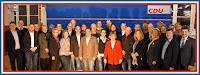CDU Kreis Steinburg wählt Delegierte und zieht Bilanz