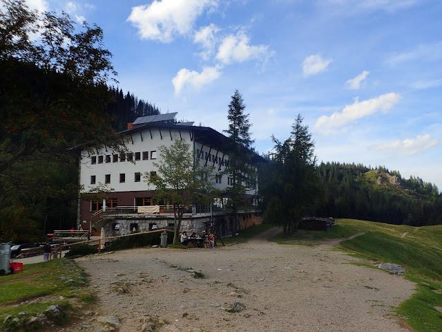 """Hotel Górski PTTK """"Kalatówki"""" (sierpień 2018)"""