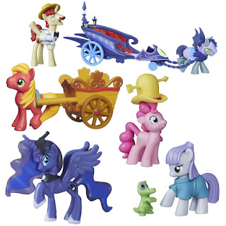 All My Little Pony Friendship is Magic Collection Ponies
