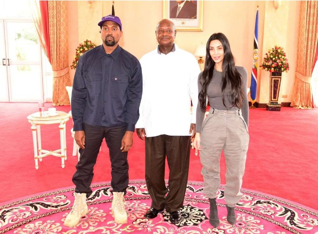 Kanye West Might Be Taxed In Uganda For Using Social Media
