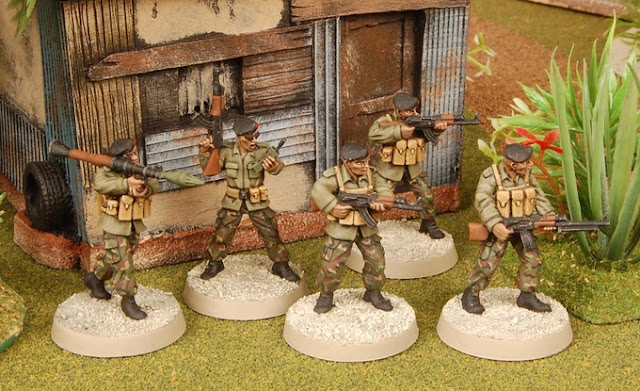 Wargame News and Terrain: The Miniature Building Authority