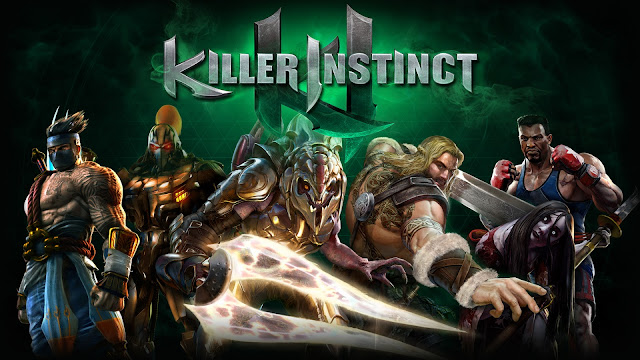 Killer Instinct videogame