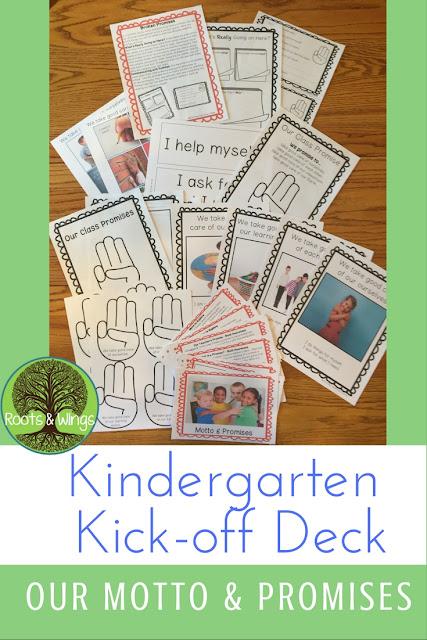 community building kindergarten classroom rules management