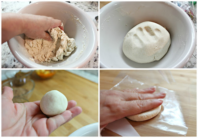 Gorditas recipe
