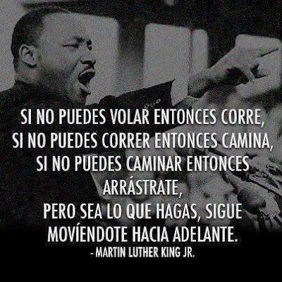 Frase de Martin Luther King Jr