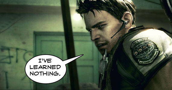 The Wandering Narrative Oops I Did It Again The Problem With Chris Storyline In Resident Evil 6