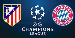 شاهد مباراة بايرن ميونيخ وأتلتيكو مدريد بث مباشر اليوم الثلاثاء 6-12-2016
