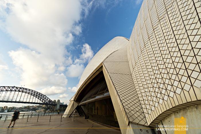 DIY Walking Tour Sydney Opera House