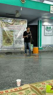 Taman Budaya Jawa Tengah.