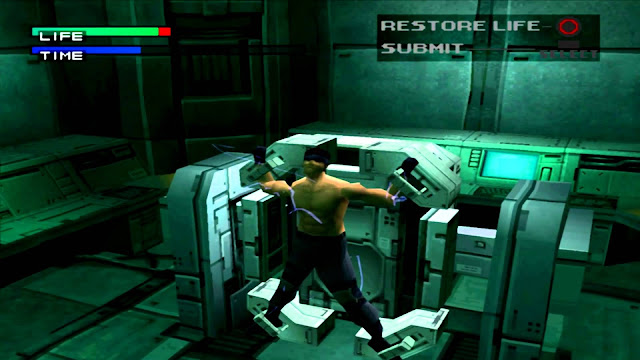 Metal Gear Solid - PSX - Captura 3