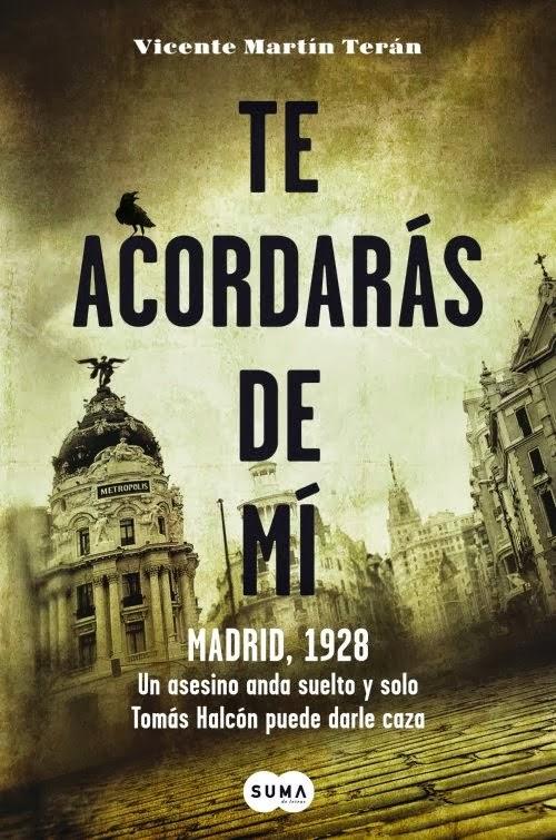 Te acordarás de mí - Vicente Martín Terán (2014)