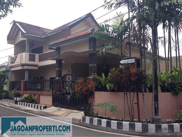 Rumah mewah HOOK murah Malang Kota Sawojajar