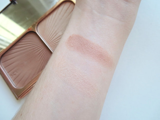 picture of Charlotte Tilbury Filmstar Bronze & Glow Light to Medium (swatch)