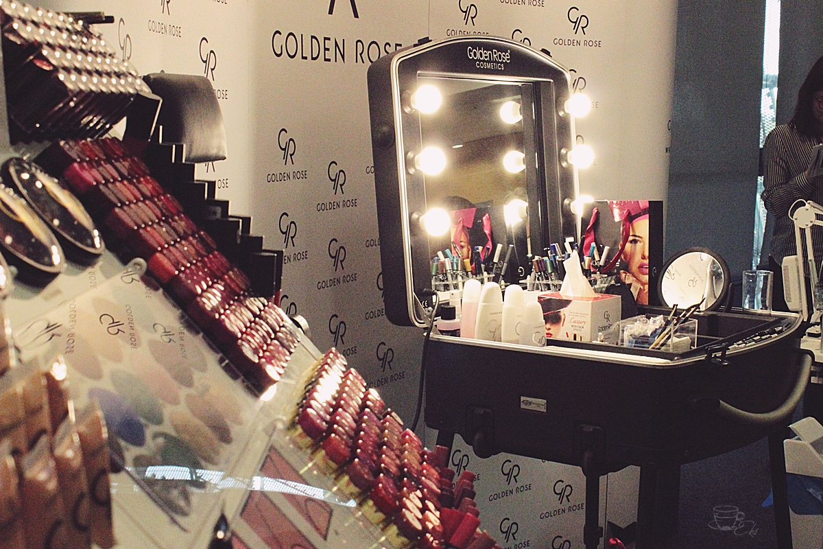 Golden Rose - Relacja Meet Beauty 2016 - blogerska konferencja o urodzie