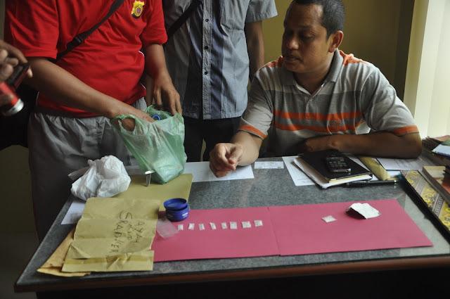 Polisi Tangkap Nelayan Pengedar Sabu di Aceh Jaya