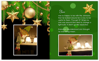 elf on the shelf light bulb