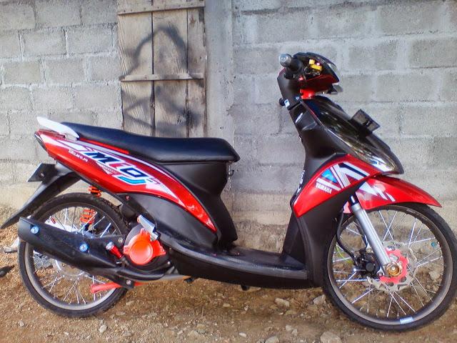 100 Gambar Motor Matic Yamaha Gt Terupdate Gubuk Modifikasi