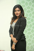 Actress Eesha Looks gorgeous in Blazer and T Shirt at Ami Tumi success meet ~  Exclusive 076.JPG
