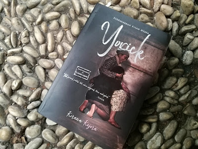 Blog review novel Yorick
