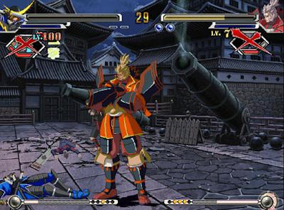 戰國basara,懷舊經典的動作格鬥對戰遊戲!