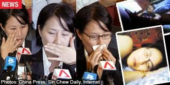 bintang film terkenal Chu Mei-feng bugil di internet