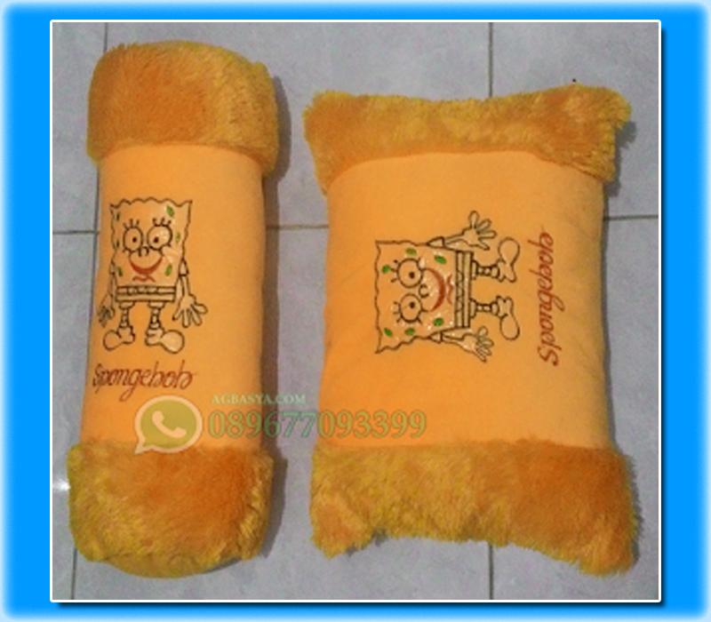 Paket Bantal Guling Dakron Untuk Anak