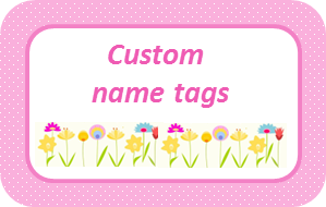 printable custom name tags