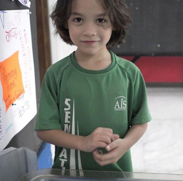 WOW! Gambar Terkini Anak Ashraf Sinclair Dan Bunga Cinta Lestari Yang Terlajak Comel