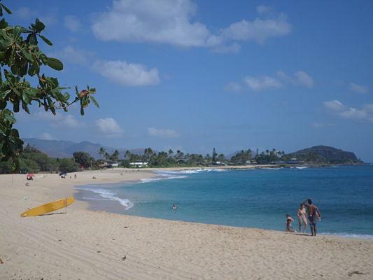 makaha praia havai