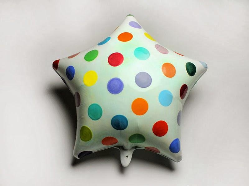 esculturas Ceramic Balloonsnina de Nina Jun