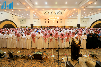 keutamaan sholat berjamaah di masjid