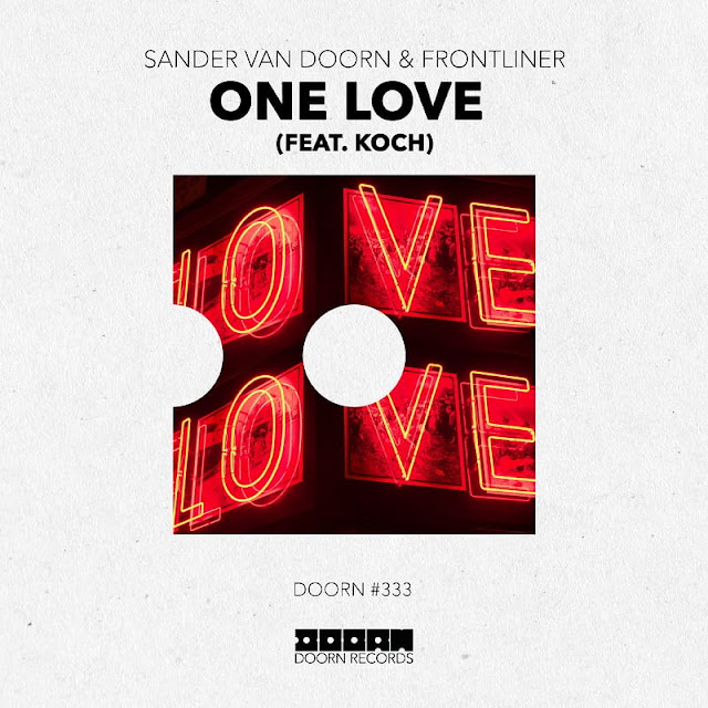 Sander van Doorn & Frontliner Team Up For 'One Love'