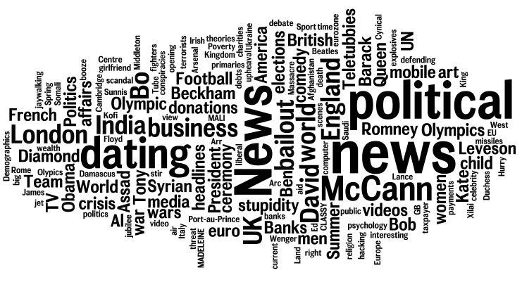Stirring Trouble Internationally: Journalism from around