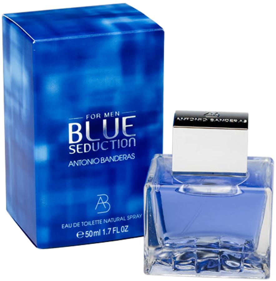 Shy Original Perfume Antonio Banderas  Blue Seduction