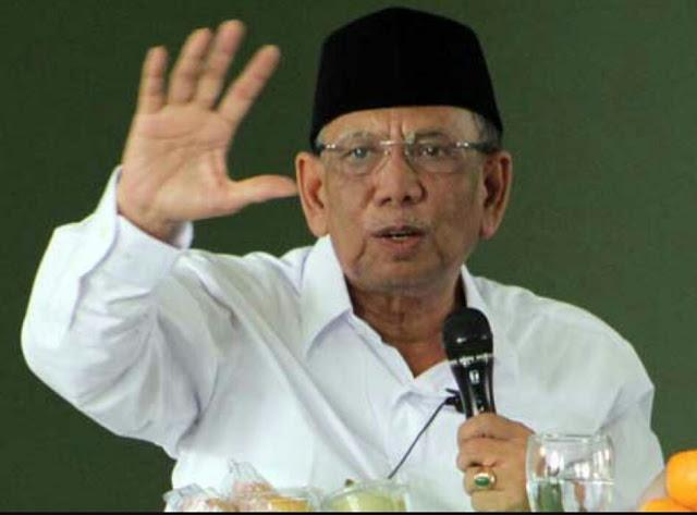 Komentar KH Hasyim Muzadi tentang Inul Ini Bikin Kaum Muslimin Bangga