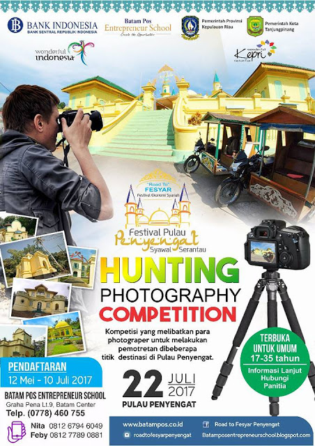 Festival Syawal Serantau 02 Hunting photography Penyengat Halal Competition