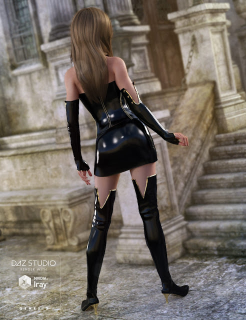 VMP Outfit for Genesis 3 Female