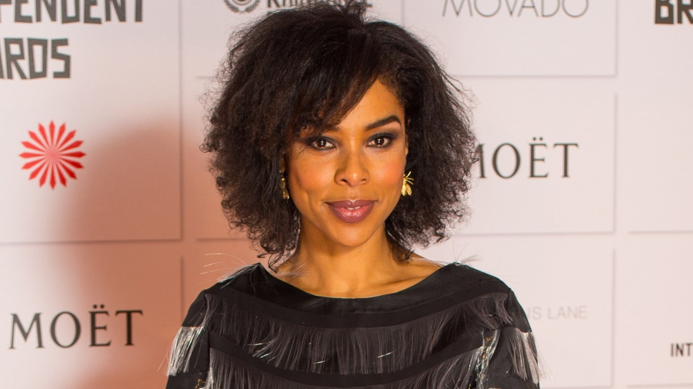 Watch Sophie Okonedo (born 1968) video