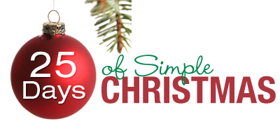 25 Days of Simple Christmas-Names of Jesus Advent Chain – Simply