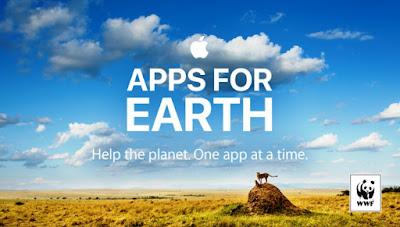 Aplikasi Apple yang Bisa Menyelamatkan Alam | Apple for Earth - Hog Pictures