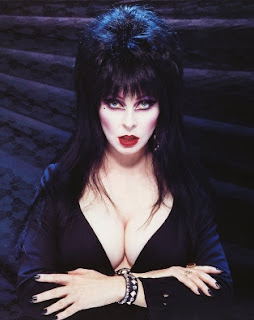 Elvira Mistress of the Dark costume, horror hostess
