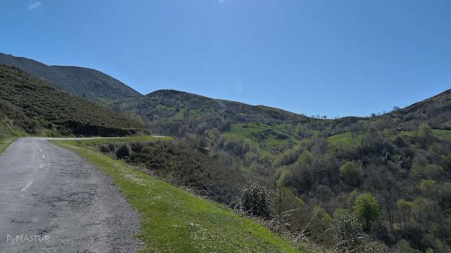 Collada de Arnicio - Parque Natural de Redes - Asturias