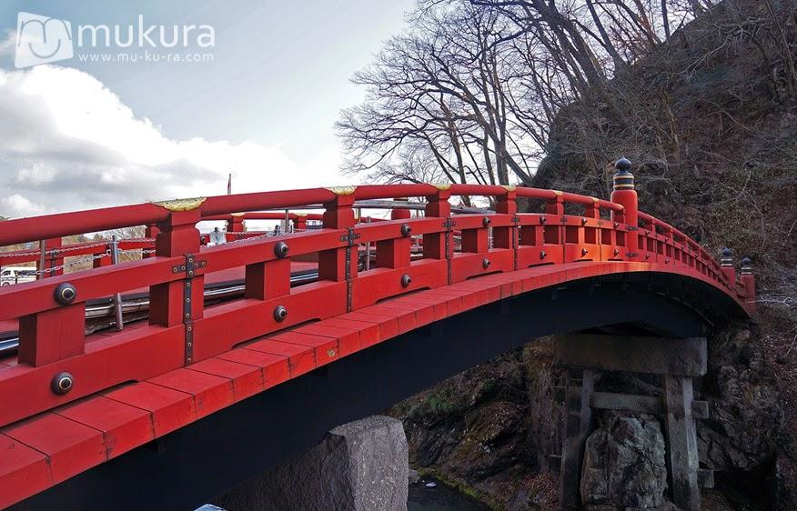 เที่ยวนิกโก้(Nikko)สะพานแดงชินเคียว