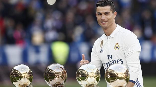 La marca de Cristiano Ronaldo se dispara con el Balón de Oro Y The Best