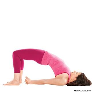 Back Pain Yoga Pose