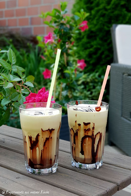 Eiskaffee Frappé | kalorienarm | Rezept | Getränk | Weight Watchers
