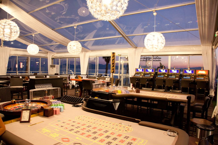 Casino franklin roosevelt