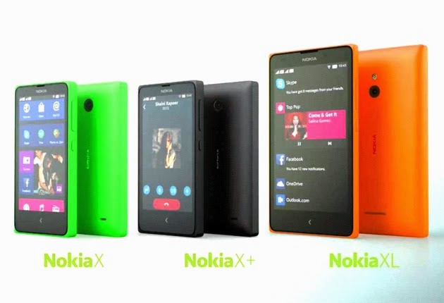 Nokia X Launching in India