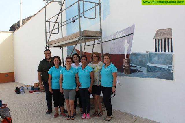 El proyecto Santa Cruz, Capital del Color recordará la tragedia de La Quisisana con una pintura mural