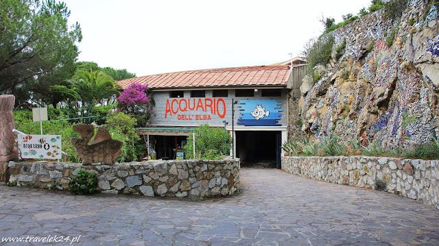 Acquario dell' Elba, Marina di Campo
